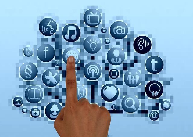 Social Media Icons geschickt einbauen